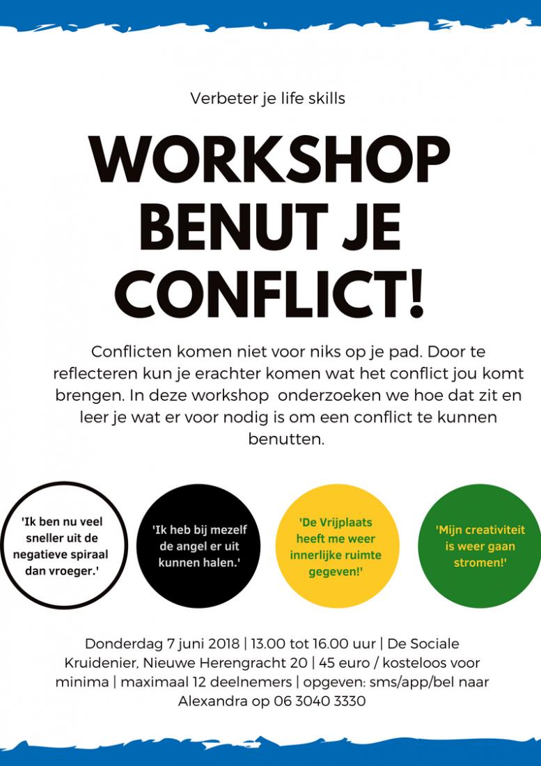 Flyer Benut je conflict - Sociale Kruidenier_1